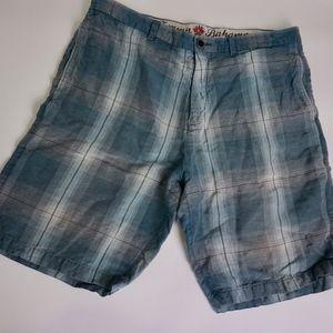 TOMMY BAHAMA Men's plaid shorts 35